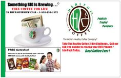 Refer 4 pay no more...get Free coffee for life and oh yeah we are a publicly traded company ... that's a clue we are going no where !