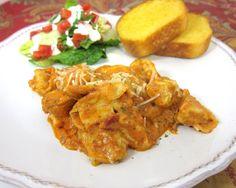 Baked Cheese Tortellini | Plain Chicken