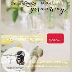 Wedding Gift Card Target : Win a USD250 Target Gift Card for your wedding needs! For more wedding ...