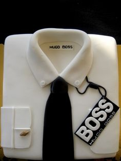 boss cake By riky on CakeCentral.com