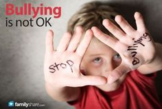 Against bullying on Pinterest | Stop Bullying, Stay Strong ...