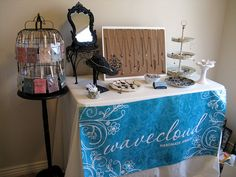 Full Craft Show Display by wavecloud, via Flickr