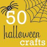 50 Halloween Crafts