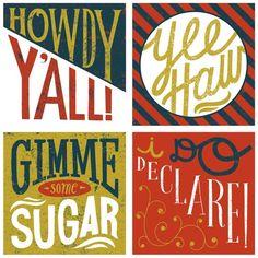 "Gimme some sugar! (Or ""Sugah"")"