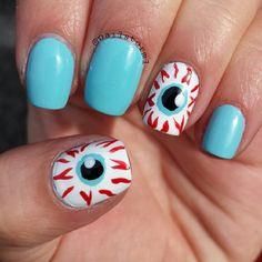 halloween  by nailstorm1  #nail #nails #nailart