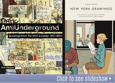 Subway books!