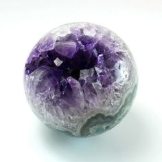Amethyst Sphere with