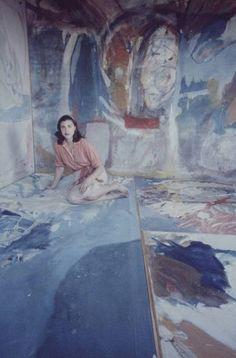 artists, artworks, magazines, life magazine, helen frankenthaler