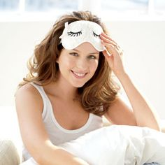 Snooze Your Way to More Gorgeous Skin...