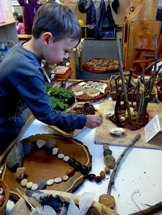 A great post about scaffolding children's play as well of lots of making plans and documentation.