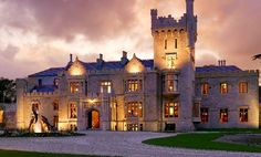 Four-City Irish Castle Vacation with Airfare from Great Value Vacations Deal of the Day | Groupon New York City