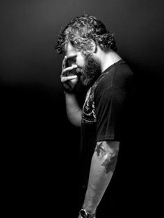 Ryan Dunn (Putting aside his personal life, he always makes me laugh.)