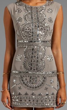 Sparkle dress maybe for conference