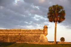 By now you've seen firsthand that the Florida coast isn't all about fun in the sun; it also has a rich history that goes back hundreds of years. History buffs will enjoy a visit to this tiny Spanish fort built in 1742. Its purpose? To guard Matanzas Inlet – a waterway leading straight up to St Augustine – from British invasion. On the lovely (and free!) boat ride over, park rangers narrate the fort's history and explain the gruesome origins of the name.