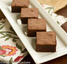 That skinny chick can bake!!!: Best-Ever Brownies...Tuesdays with Dorie