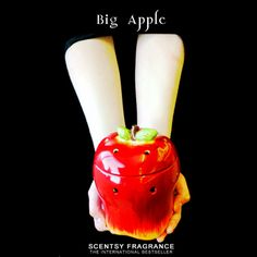 The Big Apple #Scentsy Warmer...perfect for those Twilight fans:) http://kdscentnook.scentsy.us big apple, green leav, fans, bigappl, twilight fan, apples, independ consult, scentsi fragranc, appl scentsi