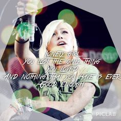 Lonely Girl- Tonight Alive- LOVE THIS SONG!!!!!