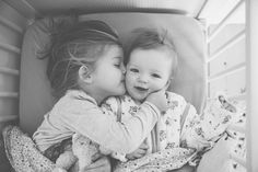 a kiss, at home, sibling photos, black white, kid photography, precious moments, ador, children photography, sweet kisses