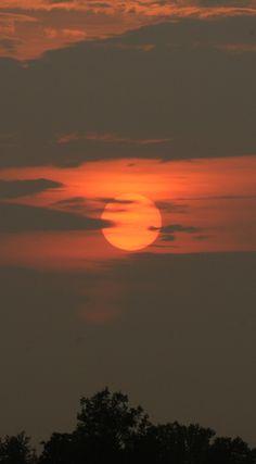 Blue Ridge Georgia Sunrise
