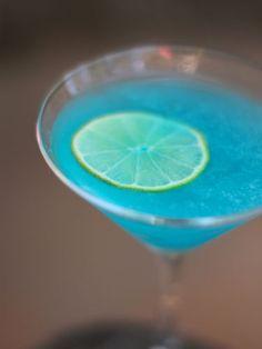 Smoke Blue Margarita