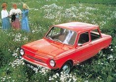 Soviet Car Ads, 1960/70s
