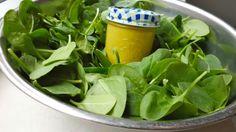 urban vegan: build-a-salad workshop and mango mustard dressing recipe