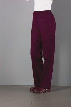 "Peaches Uniforms Elastic Waist Pant 7350 BASIC ELASTIC WAIST PANT (7350)  Regular: XS -3X (30 1/2"" inseam)  Petite: XS - XL (28 1/2"" inseam)   Tall: XS - XL (33"" inseam)  65% Poly/35% Cotton Poplin     • Boot cut pant  • Mid-rise elastic waistband  • Side seam pants $18.00 #scrubs #scrubcouture #nurses"