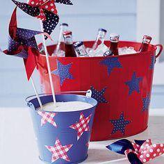 Cute buckets