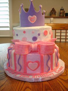 little girls cake