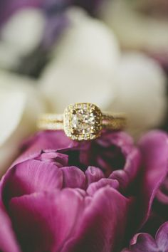 Swooning over this engagement ring: http://www.stylemepretty.com/2012/08/31/nashville-wedding-at-mcconnell-house-from-brandon-chesbro/   Photography: Brandon Chesbro - http://brandonchesbro.com/