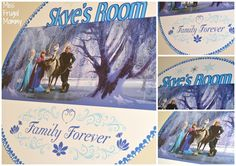 @msfrugalmommy and daughter Skye created their own #Frozen custom wall decal for Skye's room! Read about their #RoomMates' design experience here: http://bit.ly/1shJrzy