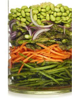 Marinated Vegetable