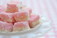 Coconut Ice!