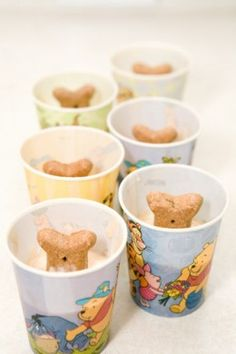 """Peanut Butter """"Pupsicles"""" - Homemade Gourmet Dog Treats - Recipe with Pictures"""