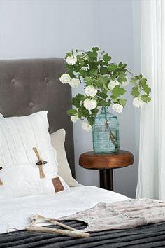 Deco slaapkamer on pinterest for Slaapkamer deco