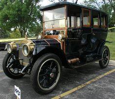 1910 Packard