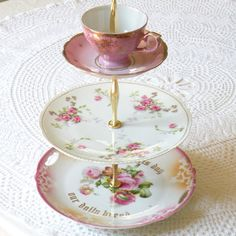 Perfect for a tea party!!!