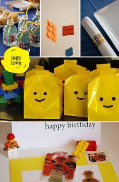 more lego party ideas