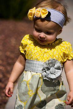 cutest little dress. kiddos