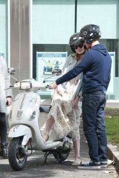 Andrew Garfield and Emma Stone.