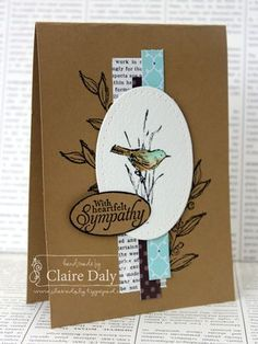 Simply Sketched Stampin Up