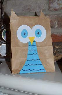 Owl Favors #owl #favors