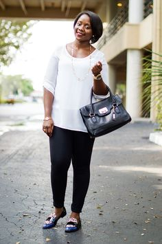 Pearls & Loafers