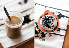 another recipe for earl grey milk jam!