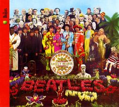 Sgt. Pepper's Lonely Hearts Club Band - Beatles, 1967