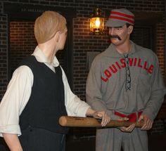 Louisville Slugger Museum  Louisville Kentucky 2008