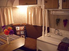 [scamp] step by step renovation photos on this flickr group