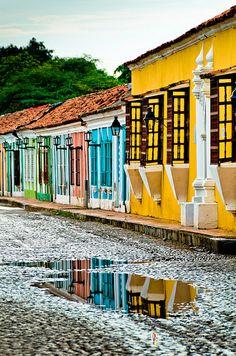 Gracias a su historia, cultura y su bien conservada arquitectura de la época colonial y republicana la Ciudad de Coro en Venezuela fue nombrada en 1993 Patrimonio de la Humanidad por la Unesco