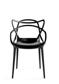 I love Philippe Starck's designs.  Philippe Starck chair for Kartell