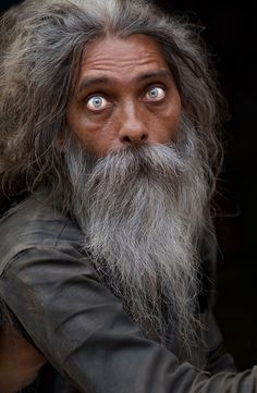 Rajsthan, India - What is he thinking?
